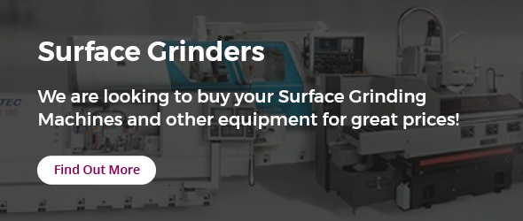 Sell your surface grinder