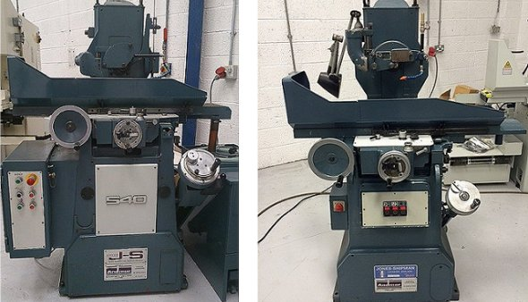 Used Surface Grinders