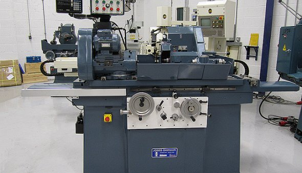 Used Cylindrical Grinders