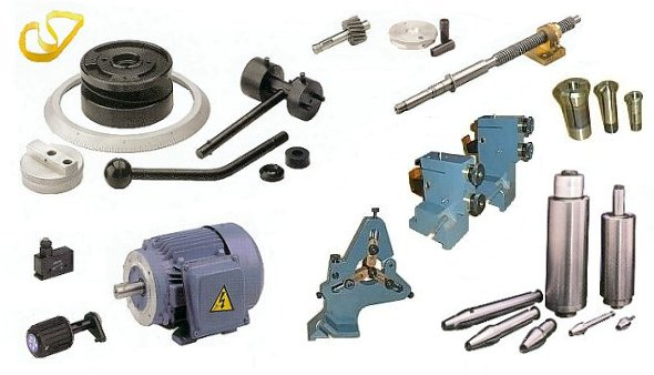 Grinding Machine Spares