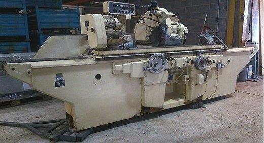 Jones & Shipman 1055 Cylindrical Grinder