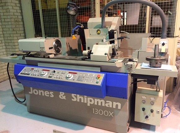 Jones & Shipman 1300X Cylindrical Grinder