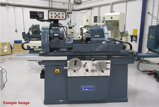 Jones & Shipman 1300EIU Cylindrical Grinder