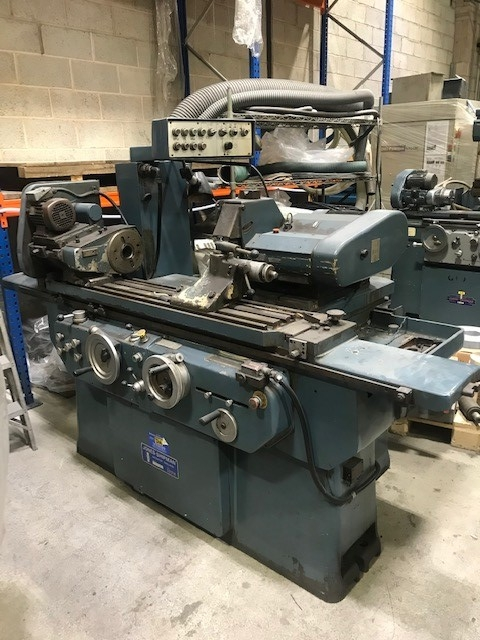 Jones & Shipman 1076E Cylindrical Grinder