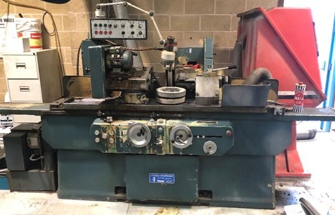 Jones & Shipman 1079EIU Cylindrical Grinder