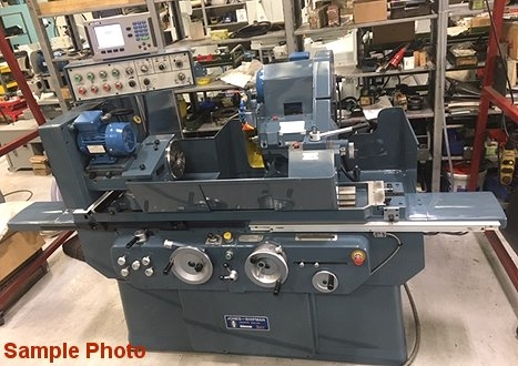 Jones & Shipman 1076EIU Cylindrical Grinder
