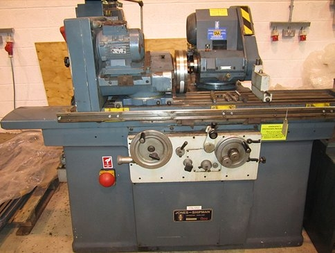 Jones & Shipman 1300EIU Cylindrical Grinder