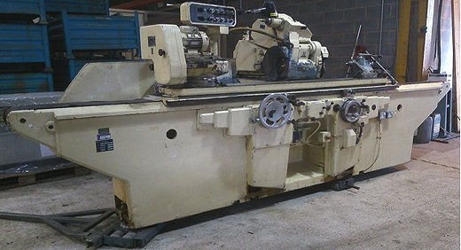 Jones & Shipman 1055 Cylindrical Grinder