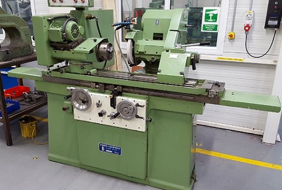 Jones & Shipman 1302EIU Cylindrical Grinder