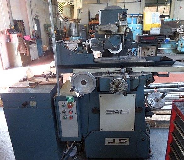 Jones & Shipman Model 540 Surface Grinder