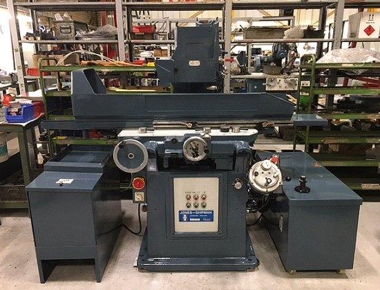 Jones & Shipman Model 1400 Surface Grinder