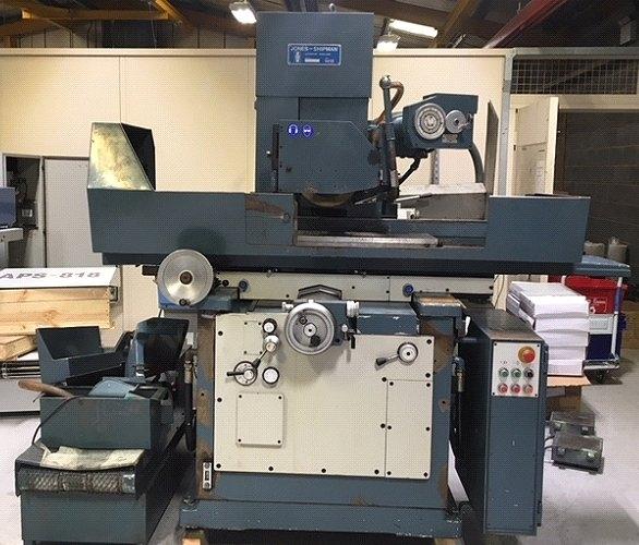 Jones & Shipman Model 1415 Surface Grinder