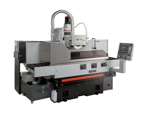 Techster D3. Surface And Profile CNC Surface Grinding