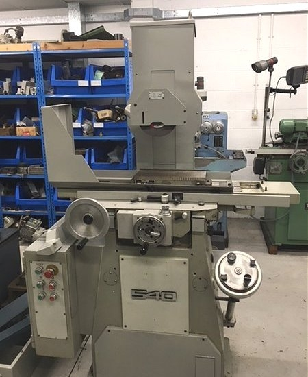 Jones & Shipman Model 540L Surface Grinder