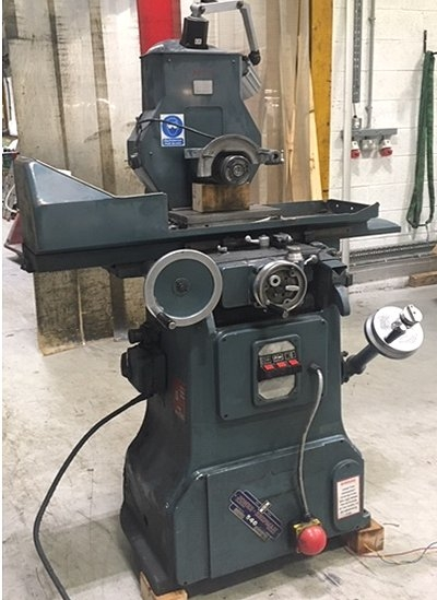 Jones & Shipman Model 540 Surface Grinder