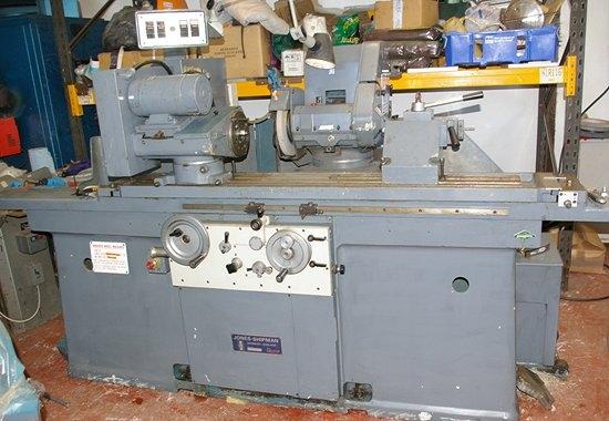 Jones & Shipman 1307EIT Cylindrical Grinder