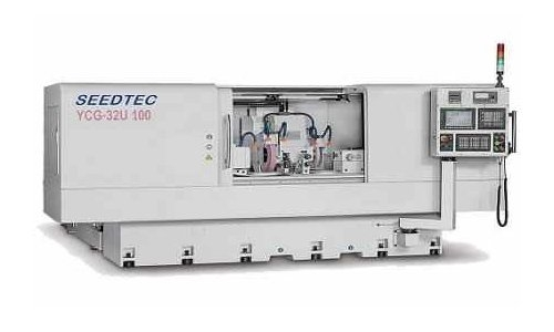 The SEEDTEC CNC Precision Universal Cylindrical Grinder