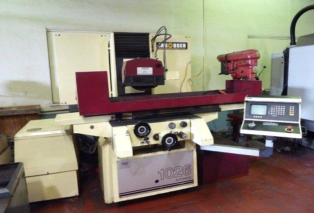 Jakobsen 1026AC Precision Surface Grinder