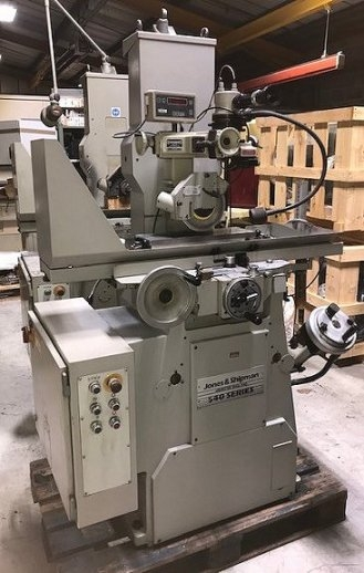 Jones & Shipman Model 540L Surface Grinder