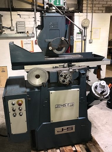 Jones & Shipman Model 540P Surface Grinder
