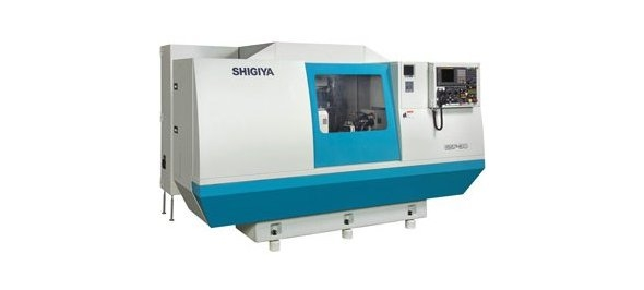 The SHIGIYA Speciality CNC Grinding Machines